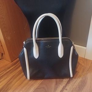 Kate Spade Black and White Purse. Never used!
